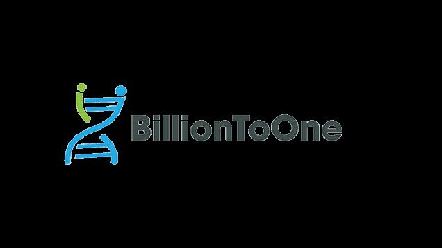 Billion To One Logo