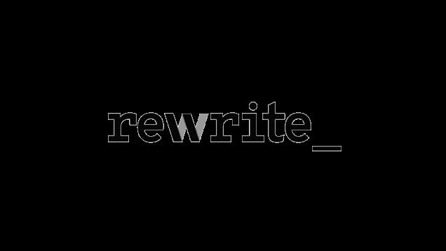 Rewrite Logo